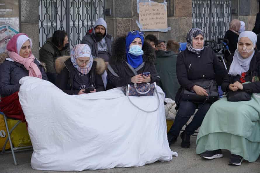 Danimarka do të përballet me padi pas tentimit për t'i kthyer sirianët në Damask
