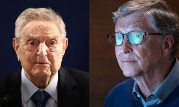 Bill Gates dhe George Soros blejnë bashkë kompaninë që prodhon testet e Covid-19
