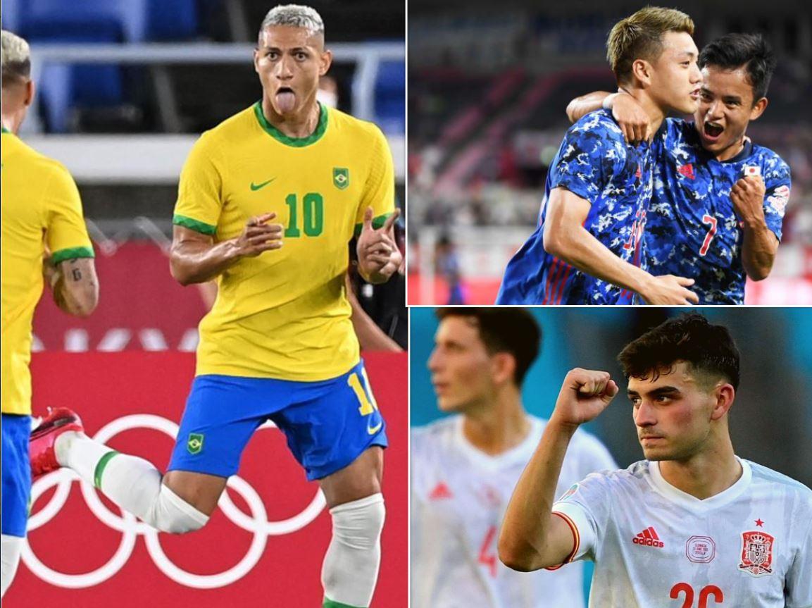 """Këto janë Kombëtaret çerekfinaliste në Lojërat Olimpike """"Tokyo 2020"""""""