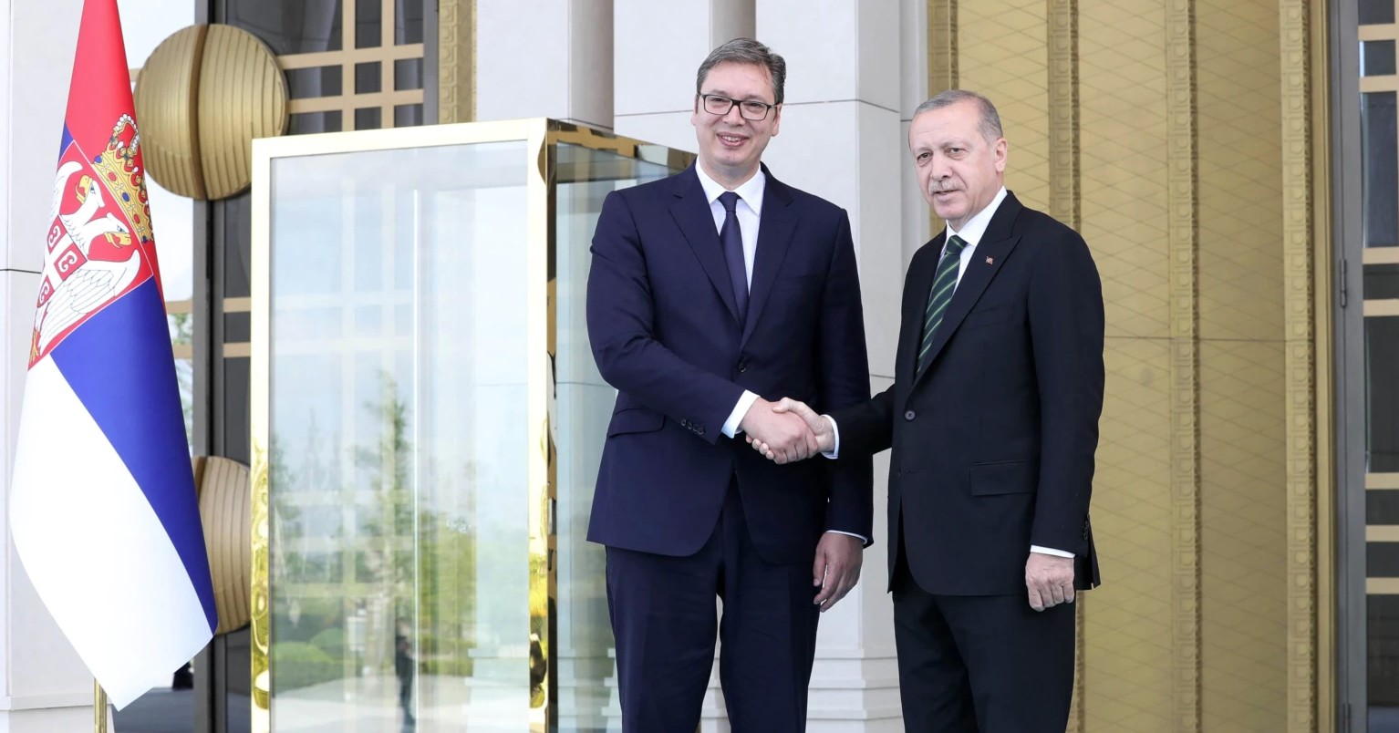 Vuçiqi dhe Erdogani bisedojnë për Kosovën