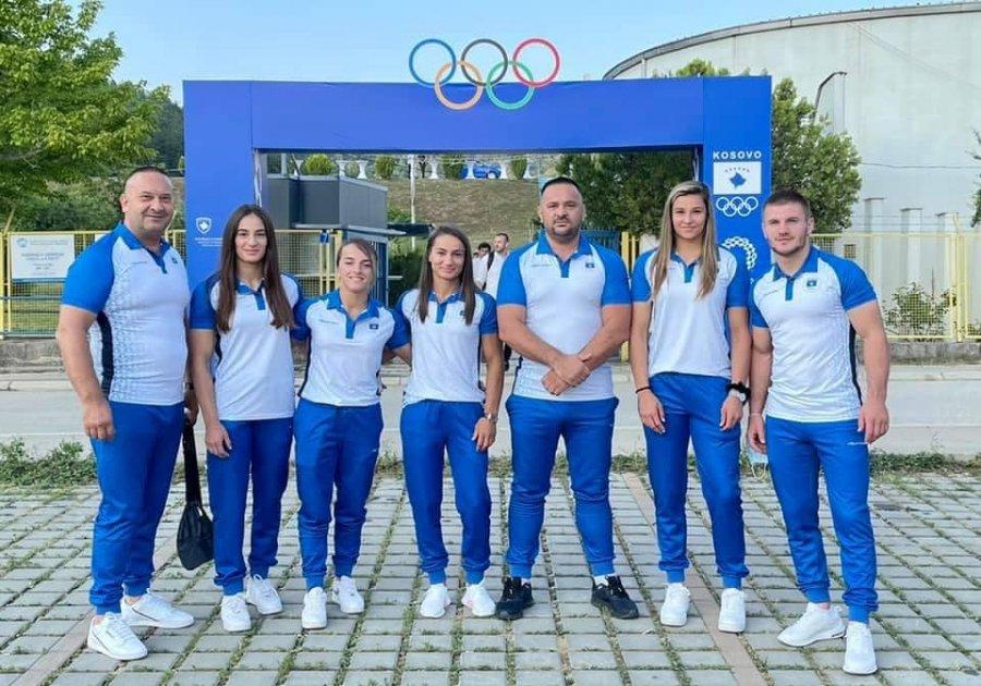 """Federata e Xhudos e Kosovës: Xhudistet pjesëmarrëse në """"Tokio 2020"""" nuk kanë profile të vërteta në rrjete sociale"""
