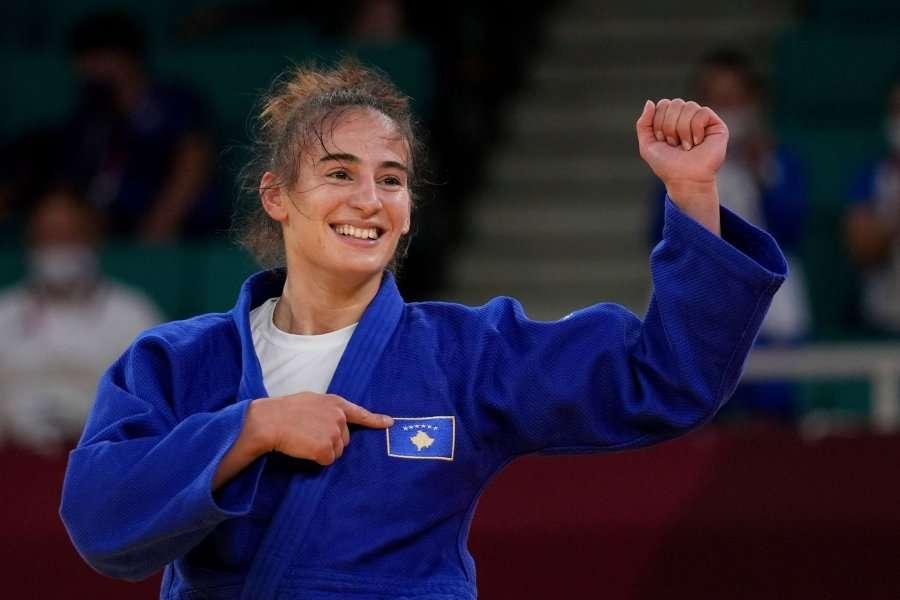 E jashtëzakonshme: Nora me medalje të artë olimpike