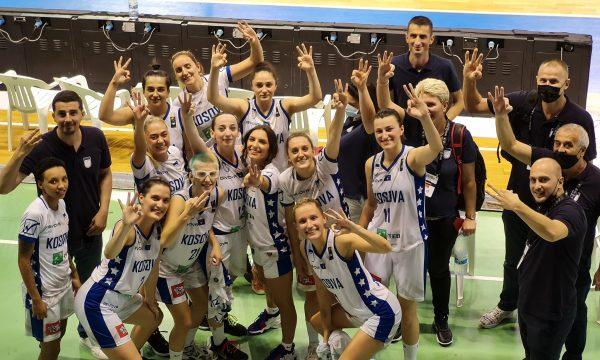 Vashat e Kosovës fitojnë medalje në Kamionatin Evropian të Basketbollit