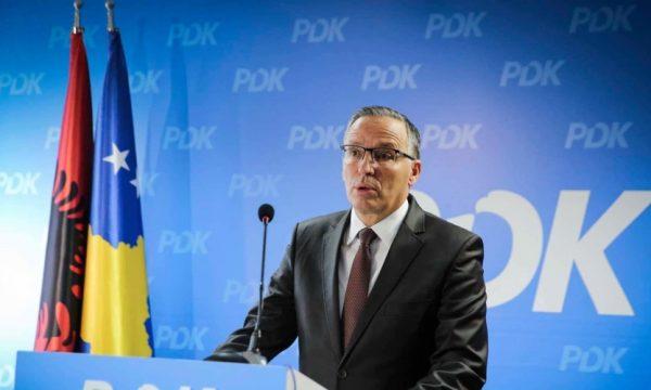 Bedri Hamza kandidat i PDK-së për kryetar të Mitrovicës