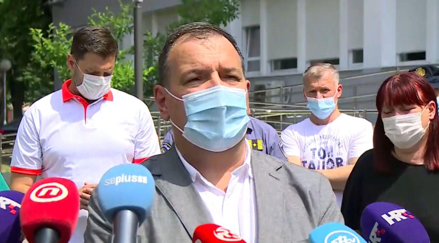 """Ministri kroat i Shëndetësisë: """"Në autobus kishte edhe fëmijë, një vajzë u lëndua rëndë"""""""