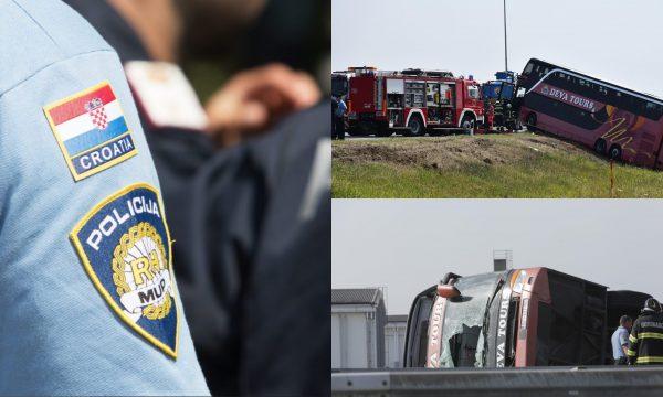 Si ndodhi tragjedia, Policia kroate përshkruan në detaje lëvizjen fatale të autobusit