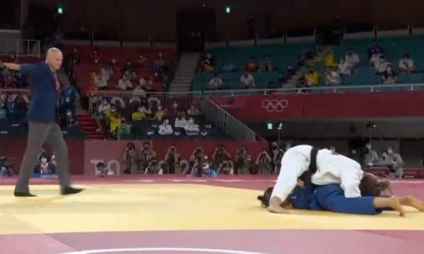 Distria Krasniqi stoliset me të artën në Lojërat Olimpike