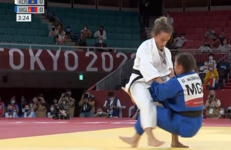 Kosova stoliset me medalje në Tokio, Distria Krasniqi shkon në finale