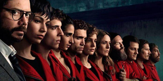 """Publikohet traileri i parë i sezonit të pestë të """"La Casa De Papel"""""""