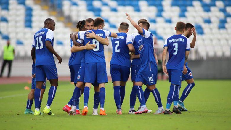 Prishtina mposhtet nga Connah's, por kualifikohet në raundin e tretë në Ligën e Konferencës