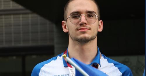 Olt Kondirolli e përfundon garën në pozitën e dytë, shumë afër finales së madhe në Lojëra Olimpike