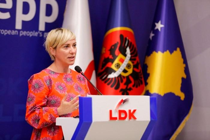 Një grua 'e fortë', kandidate për kryetare nga radhët e LDK-së në Ferizaj