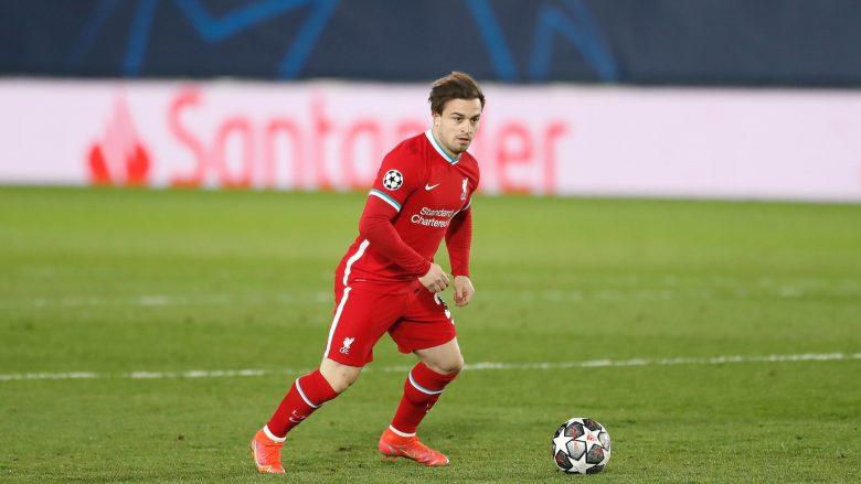 Shaqiri mund të rikthehet në Bundesliga, drejtori i Herthas e pranon se i pëlqen shumë gjilanasi