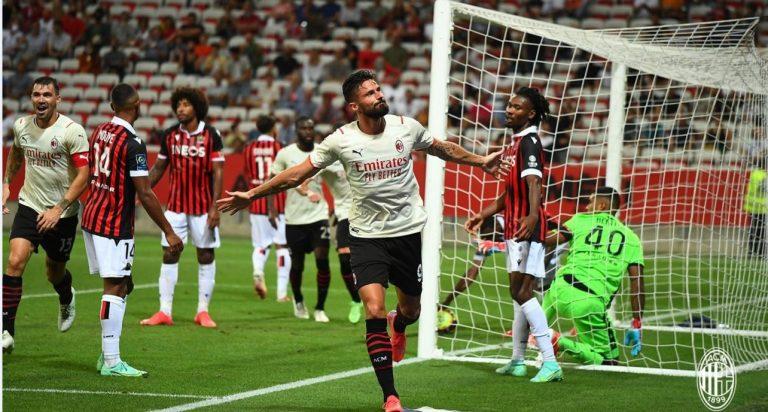 Giroud: Është nder për mua të luaj përkrah Ibrahimovicit