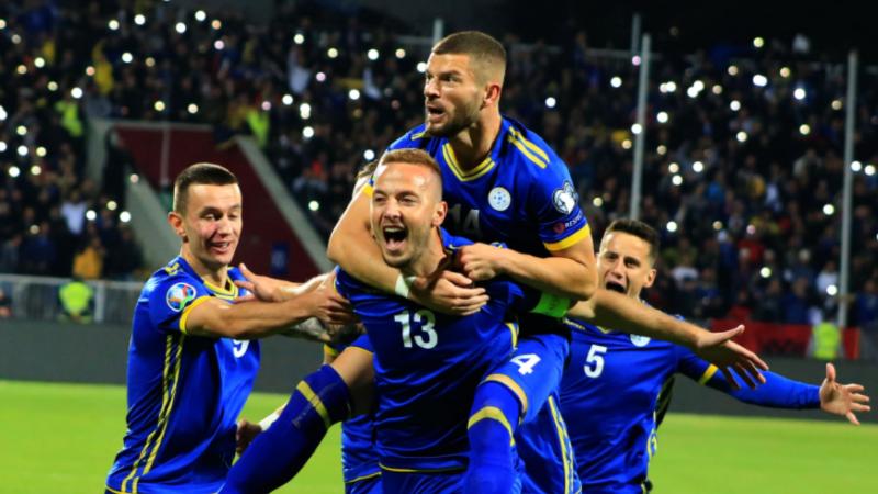 Kosova ngjitet 5 vende pas renditjes së fundit të FIFA'së