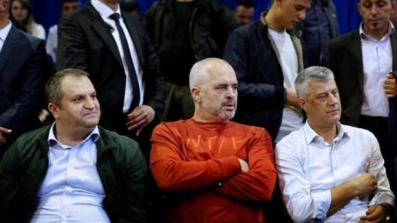 Shpend Ahmeti: Kur ia zgjata dorën Thaçit krejt Vetëvendosja m'kqyrke
