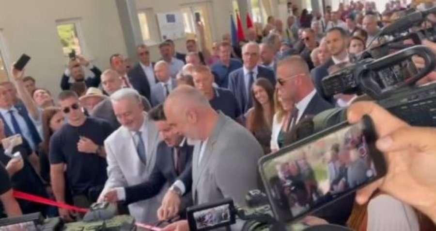 """Rama fton Malin e Zi që të bëhet pjesë e nismës """"Ballkani i Hapur"""""""