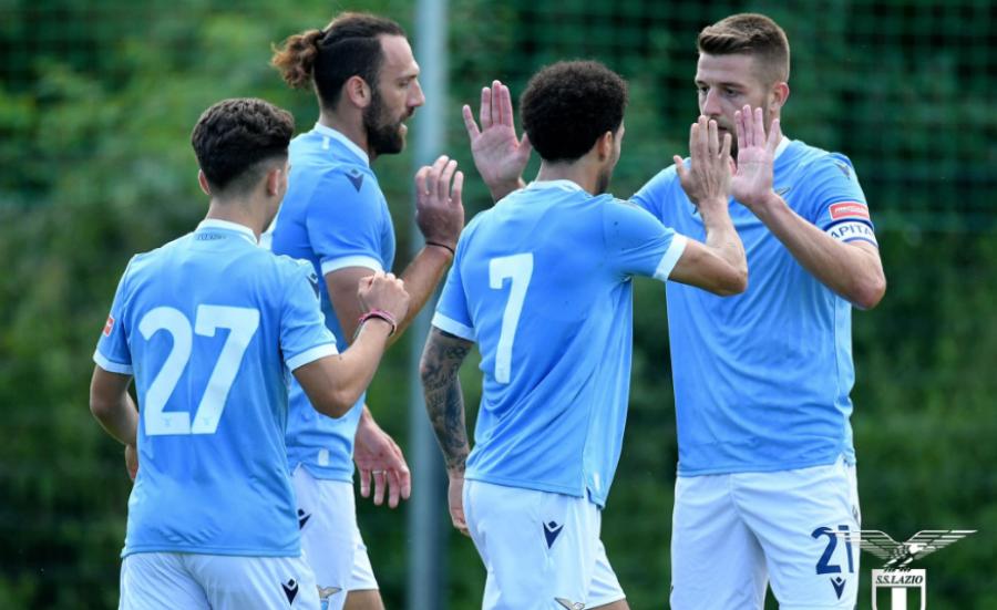 Vedat Muriqi shënon për Lazion në miqësore (VIDEO)