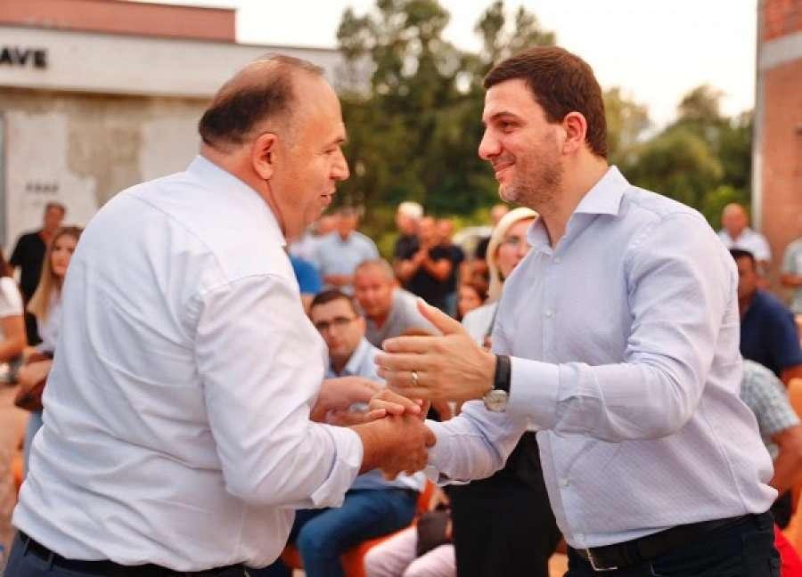 Sokol Bashota kandidat i PDK-së për kryetar të Klinës