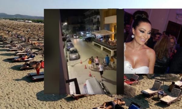 Ceca Razhnjatovic Arkan, vazhdon të buças në plazhet shqiptare