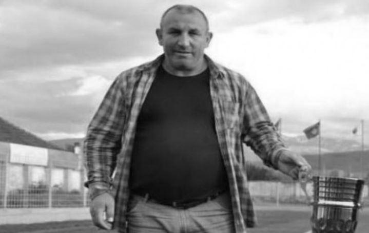Vdes ish lojtari dhe trajneri i klubit të Ferizajt, Nadir Haxhimusa
