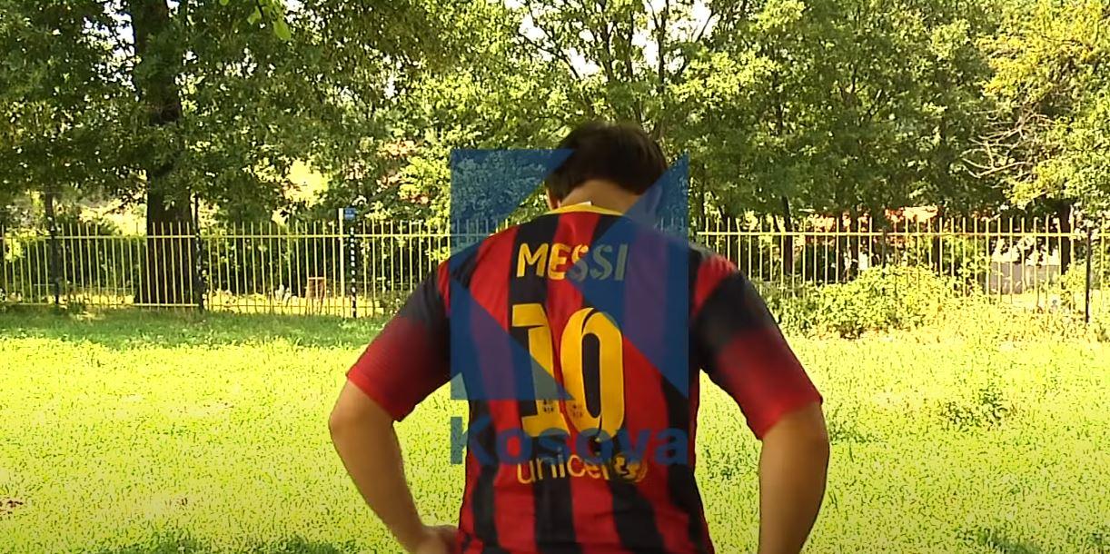 A ju kujtohet Messi kosovar nga Kaçaniku?