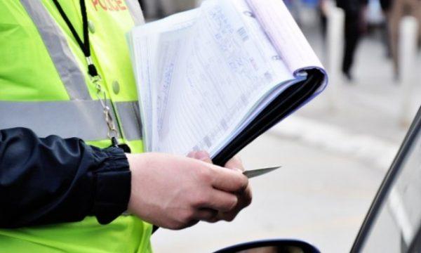 Policia në Prishtinë shqipton 59 gjoba dhe konfiskon 9 motoçikleta