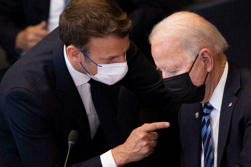 Mospajtimet për paktin AUKUS/ Biden komunikon për herë të parë me Macron që nga shpërthimi i krizës