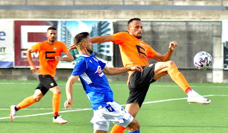 Shkëlqen Krasniqi, Ballkani del fitues në ndeshjen e zgjatur kundër Llapit
