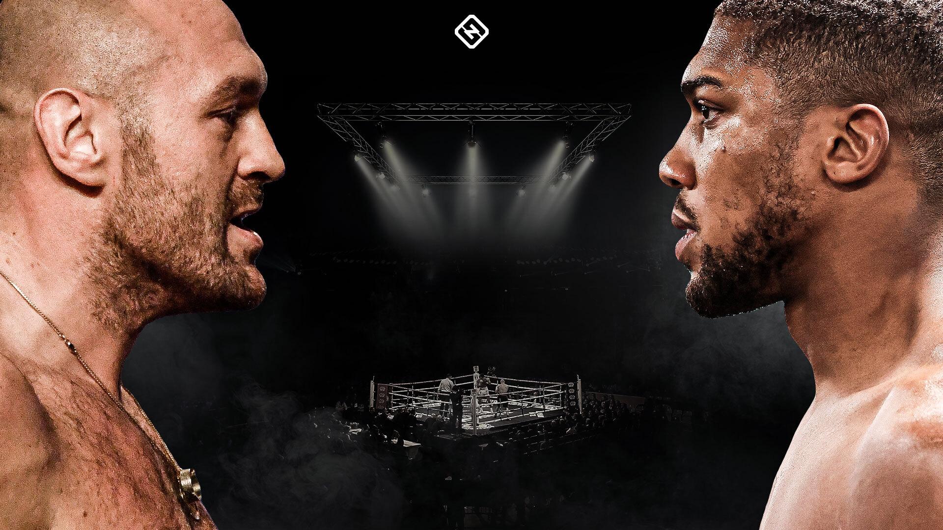 Anthony Joshua e pranon se i duhet të luftojë me Tyson Furyn