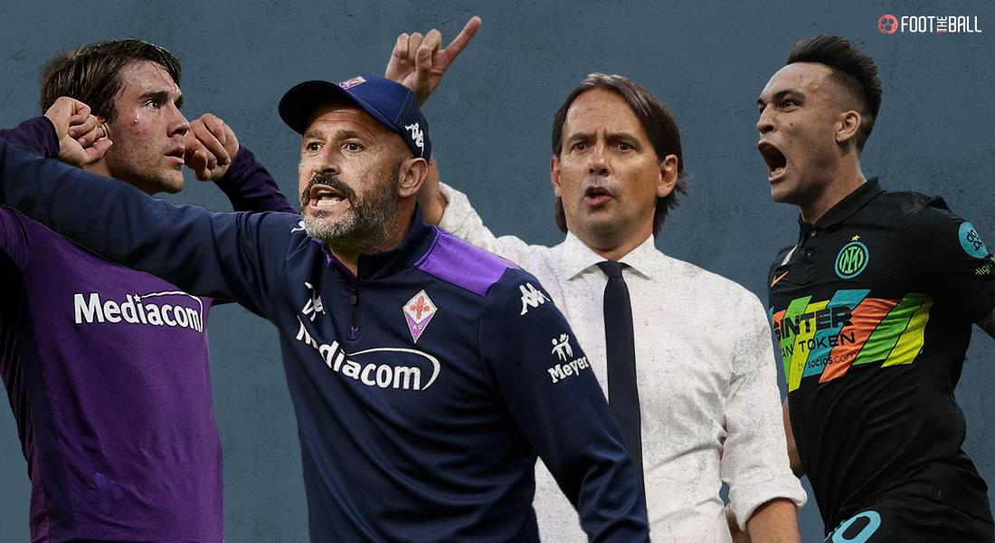 Formacionet zyrtare: Fiorentina – Inter