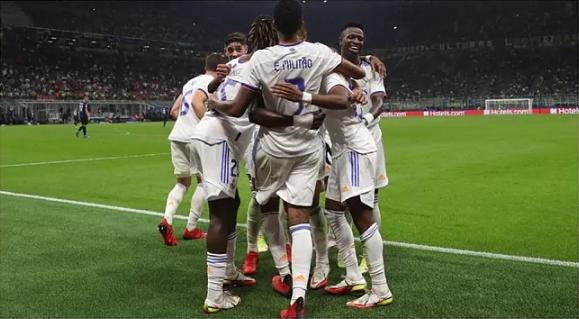 Një Real Madrid i 'pamposhtur'