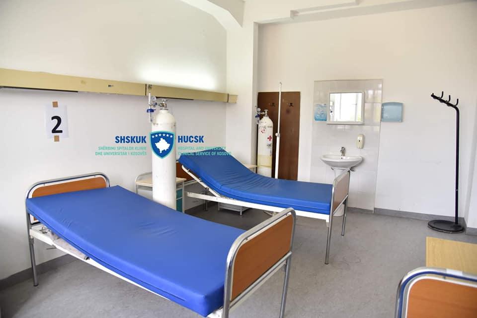S'ka më pacientë me COVID-19, Klinika e Dermatologjisë i kthehet normalitetit