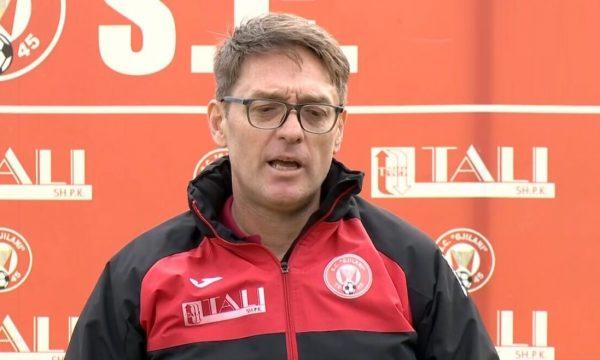 Reagon Ismet Munishi, pas humbjes së Gjilanit kundër ekipit të promovuar në Superligë