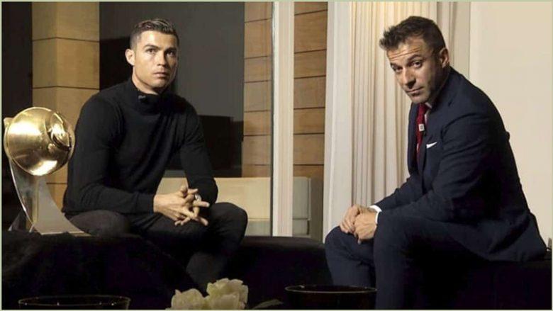 Del Piero: Juve nuk gaboi me transferimin e Ronaldos, problemi ishte dështimi i skuadrës që të zhvillohej përreth superyllit