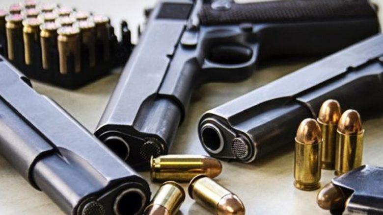 Armët ilegale po kërcënojnë sigurinë në Kosovë