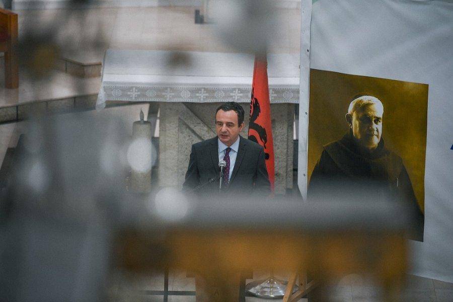 Kurti e kujton Fishtën si politikanin që i ftonte shqiptarët në një projekt të përbashkët, përtej fesë