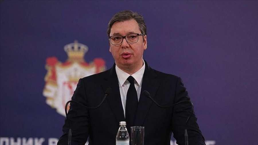 Situata në Jarinje, Vuçiq thërret mbledhje urgjente të Këshillit të Sigurisë për nesër