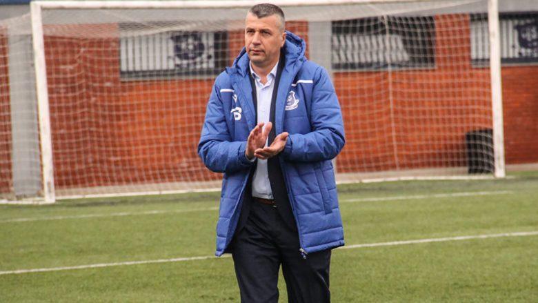 Trajneri i Llapit, Batatina: Nuk kishte kushte për lojë, kishte ofendime dhe hedhje të gjësendeve nga fillimi deri në fund