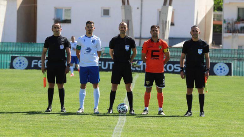 Visar Kastrati dhe Fatmir Sekiraqa ndajnë drejtësinë ne ndeshjet kualifikuese të Kampionatit Evropian U-17