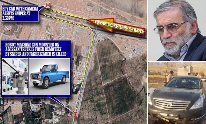 Shkencëtari iranian u vra nga Izraeli nga 1000 km largësi