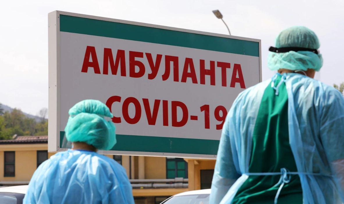 Sot 41 viktima dhe 539 raste të reja me COVID-19 në Maqedoni