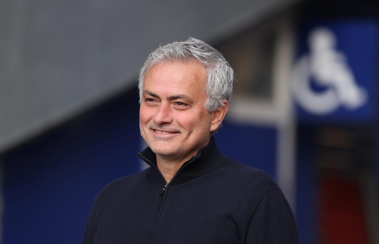 'Kthimi' i Mourinhos: nënshkruan me Romën fillimin e tij më të mirë në një klub