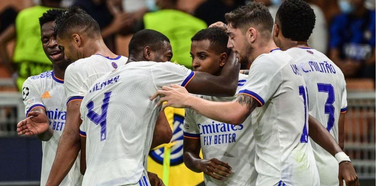 Real Madrid 'vrasës' në pjesën e dytë të ndeshjeve
