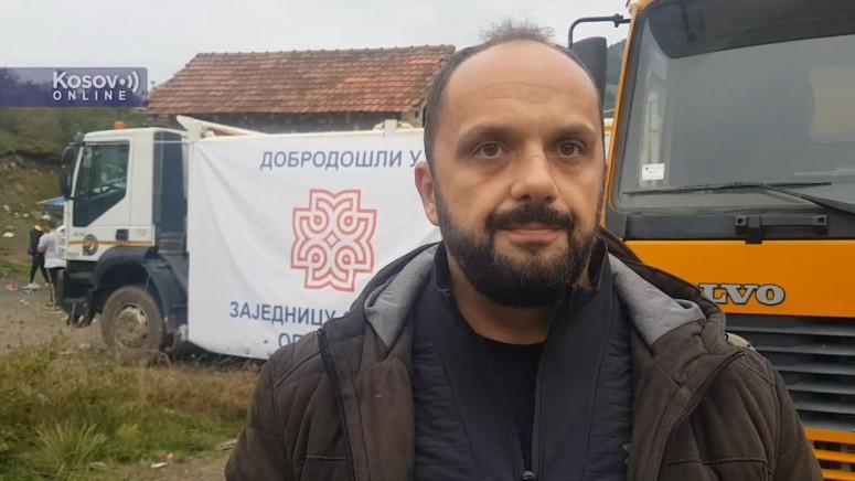 Kryetari i Mitrovicës së Veriut: Serbët janë të vendosur të mbrojnë pozicionin e tyre, shpresojmë në një zgjidhje paqësore