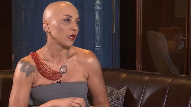 Vjosa Berisha flet për ballafaqimin me sëmundjen e kancerit: Vazhdoj të mendoj se është një sëmundje si çdo tjetër që ka shërim