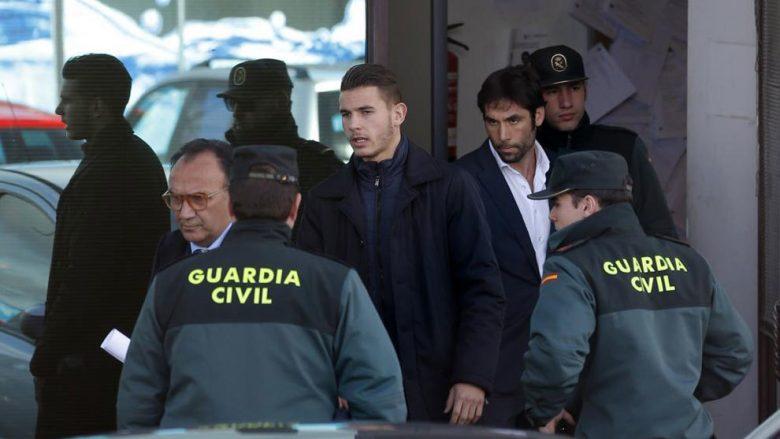 Ylli i Bayern Munich, Lucas Hernandez, dënohet me gjashtë muaj burg