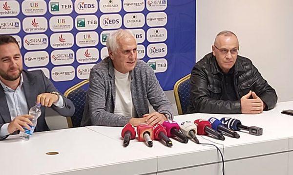 Bernard Challandes largohet nga ekipi kombëtar i Kosovës