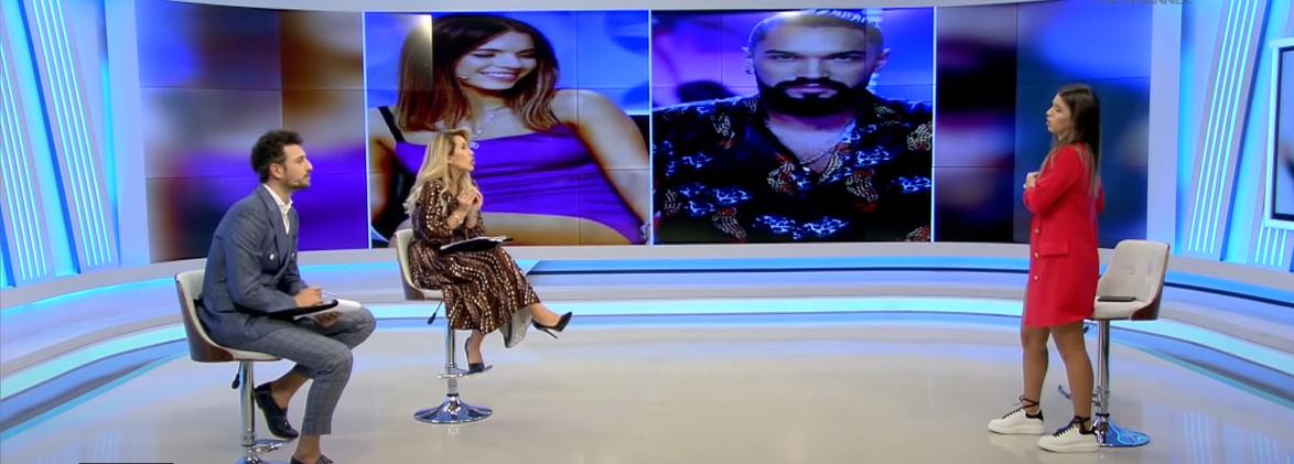 Shqipja del nga kontrolli, braktis intervistën pas pyetjes 'ofenduese'