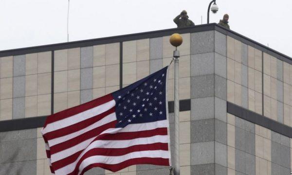 Ambasada amerikane në mbështetje të ambasadorit gjerman i cili i reagoi Goran Rakiqit